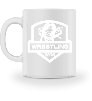 Wrestling Gym Tasse