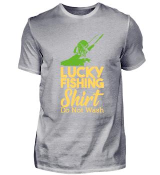 Lucky Fishing Shirt