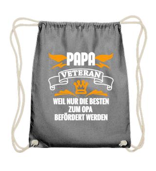 Papa Veteran - zum Opa befördert