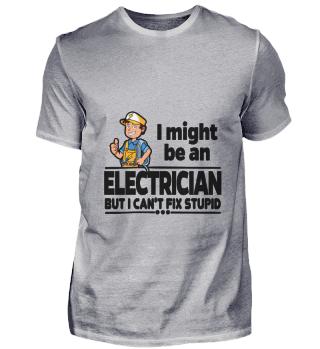 D001-0312B Proud Electrician Elektriker
