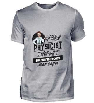D001-0428B Female Physicist Physikerin -