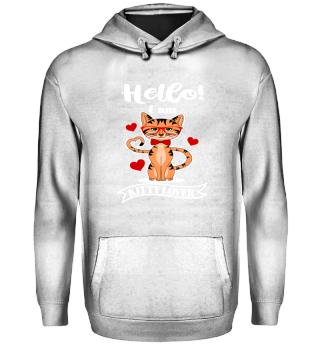 Cat kitty lover - gift