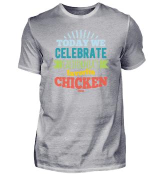 National Chicken Boy Day Kalifornien