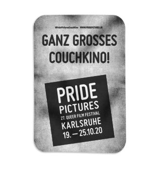 Festival-Decke Couchkino 2020