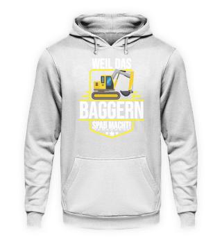 Bagger Baustelle · Macht Spaß