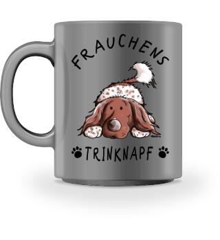 Frauchens Trinknapf Münsterländer Tasse