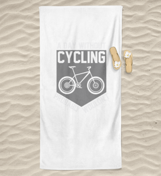Risk killing a day without riding a bike