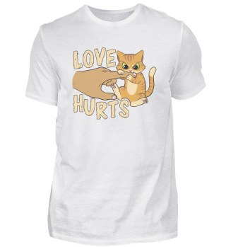 Love Hurts I Cat Lover