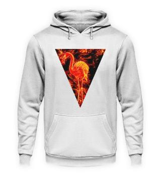 Flamingo in Flammen - Flammingo