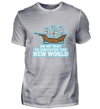 Christoph Kolumbus Seefahrer Abenteuer