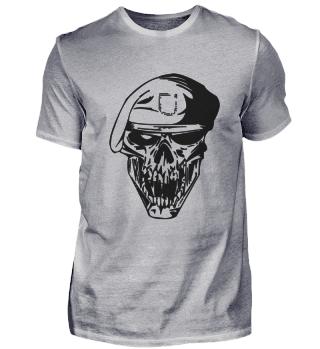 Skull symbol skull skull cap