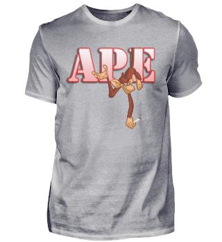 APE - Der Affe kommt