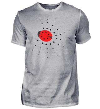 T-Shirt Marienkäfer
