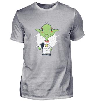 Cute Goblin Astronaut