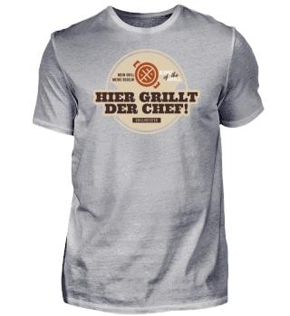 ☛ GRILLMEISTER - HIER GRILLT DER CHEF! #18B