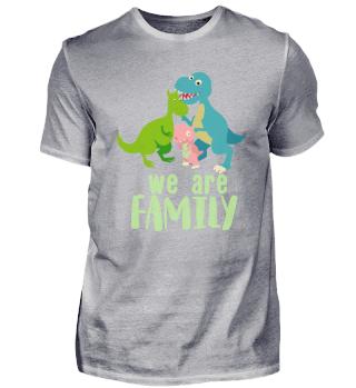 Dinosaur Family | Children Gift