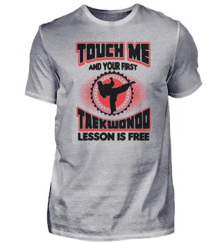 Teakwondoo Kampfsport Geschenk