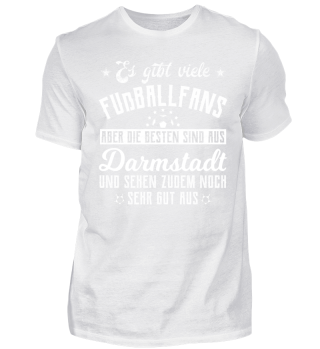 Fußball T-Shirt - Darmstadt