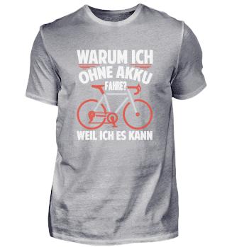 Fahrrad Ohne Akku