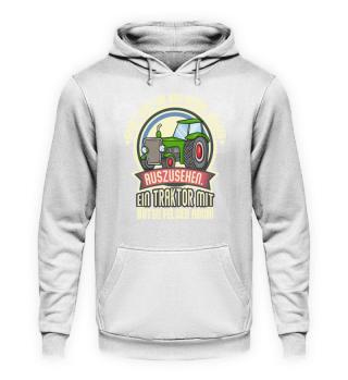 Landwirt · Traktor · Rote Felgen