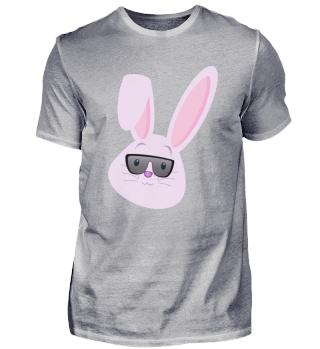Rabbit with sunglasses | Children gift