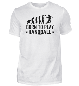 Born to play handball