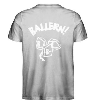 Ballern! (white)