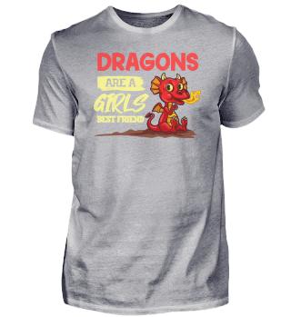 Cute Dragon Gift Funny Boys Girls Kids