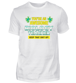 Biology Organic Biologist Science Gift