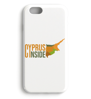 CYPRUS INSIDE Apple Smartphone