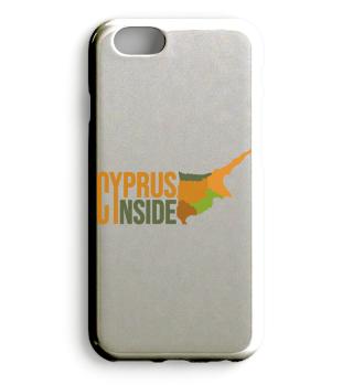 CYPRUS INSIDE Apple Smartphone