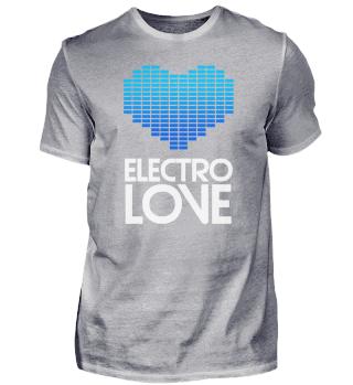 Liebe zur elektronischen Musik