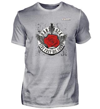 Hardrock / Herren Premium TShirt