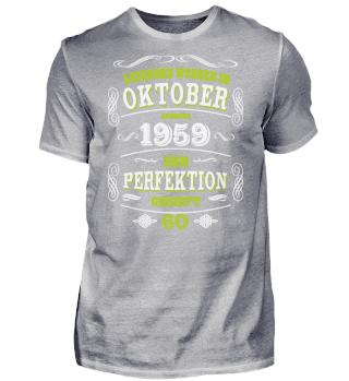 60. Geburtstag Oktober Legenden