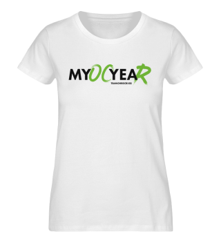 myOCyeaR T-Shirt Logo BIO