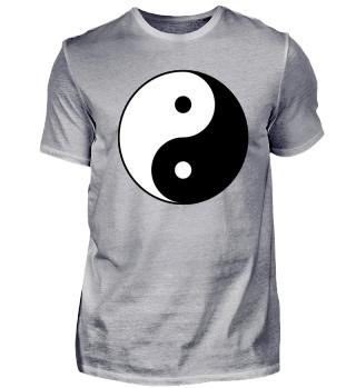Ying Yang T Shirt