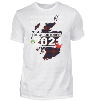 PIPES & DRUMS AUTUMN SCHOOL 2021