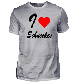 I Love Schneckes