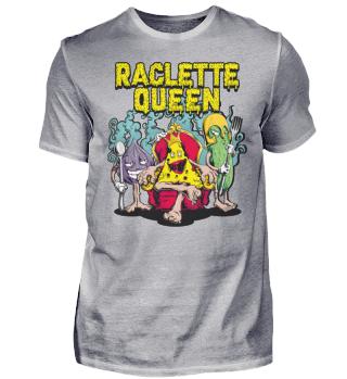 Schweiz Raclette Queen Königin Trifolait