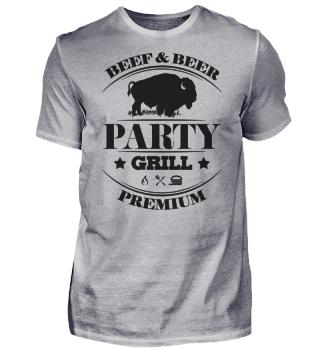 ☛ Partygrill - Premium - Beef #1S
