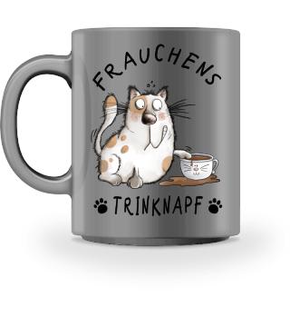 Katzen Frauchens Trinknapf MODARTIS