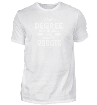 Robotic machine computer engineer