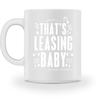 Thats Leasing Baby Tasse #3