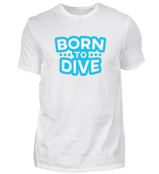 Diving Birth sports award gift