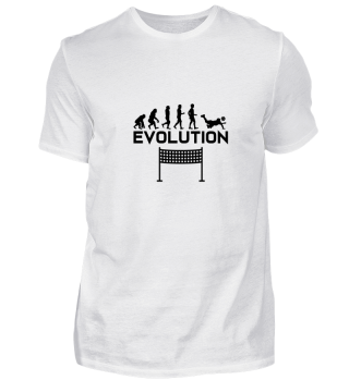 Volleyball · Evolution