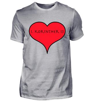 1. Korinther 13 - Das Hohelied der Liebe