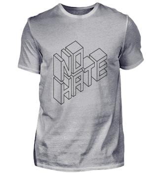 NO HATE (black)