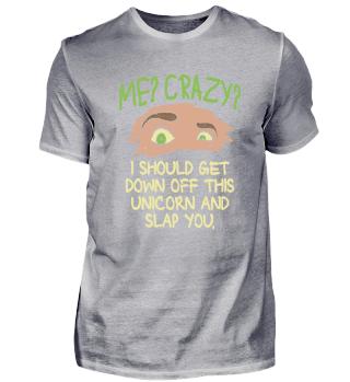 Me Crazy