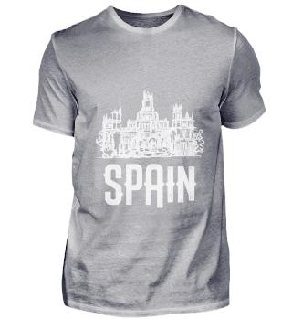 Espanha Palácio de Madrid Castelo de Mad
