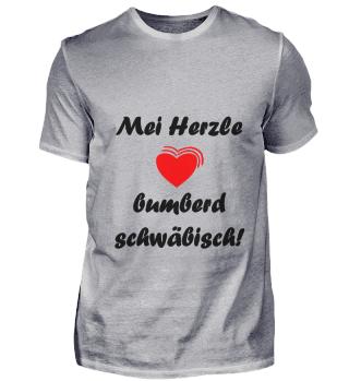 Mei Herzle bumberd schwäbisch!